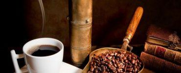 Маска за лице с кафе
